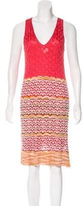 Missoni Sleeveless Casual Dress