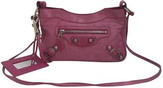 Balenciaga Leather crossbody bag