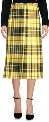 Comme des Garcons JUNYA WATANABE 3/4 length skirts