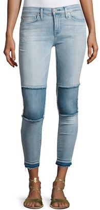 Hudson Suzzi Midrise Ankle Super Skinny, Indigo $195 thestylecure.com