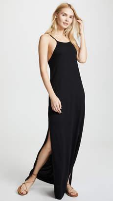 Z Supply The Halter Maxi Dress