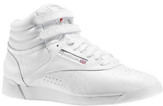 Reebok Freestyle Leather Sneakers
