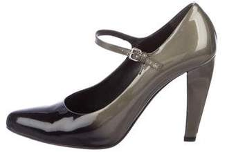 Prada Patent Leather Mary Jane Pumps