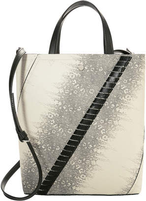Proenza Schouler Hex-Embossed Whipstitch Tote