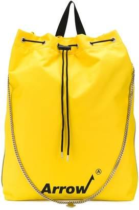 Ader Error bucket backpack