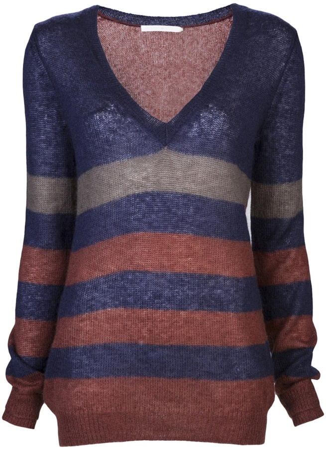 Thakoon Addition Stripe sweater
