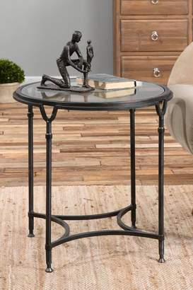 Soft Surroundings Beldon Metal Side Table