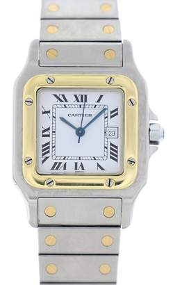 Cartier Santos Galbee Other Steel Watches