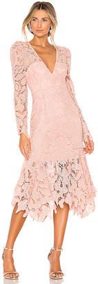 Thurley Waltz Dress