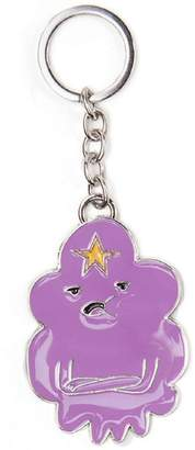Adventure Time Keyring Keychain Lumpy Space Princess new Official Metal