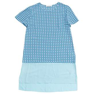 Richard Nicoll Blue Silk Dress for Women