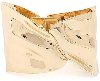 Forever 21 Carved Hinge Cuff Bracelet