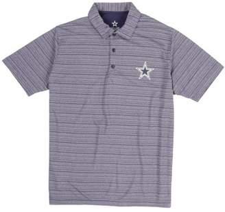 Silas NFL Dallas Cowboys Men's Performance Polo