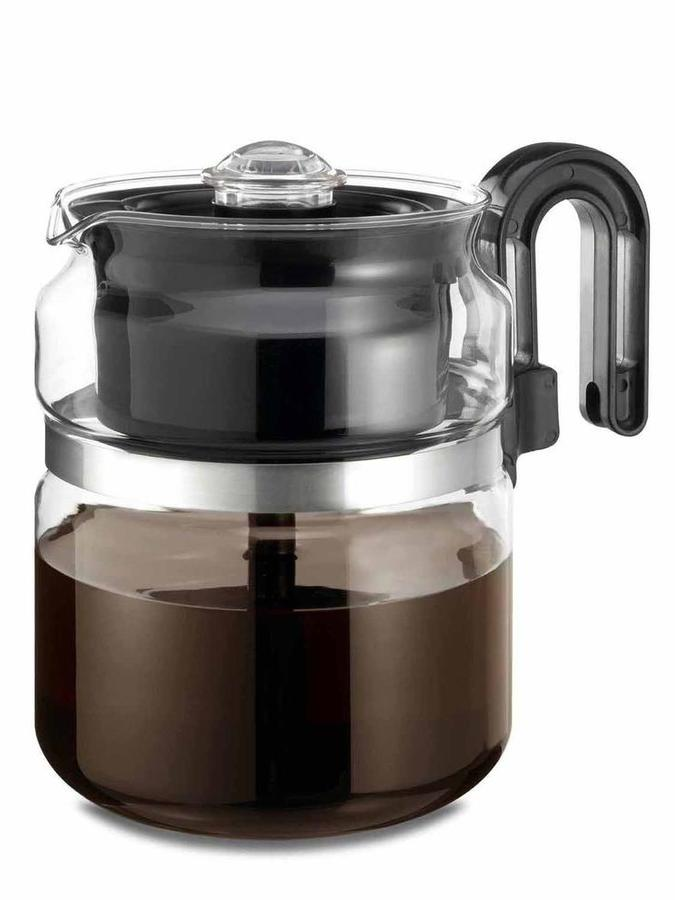 KitchenAid 8-Cup Glass Stove-Top Percolator