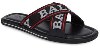 Bally Bonks Logo Slide Sandal