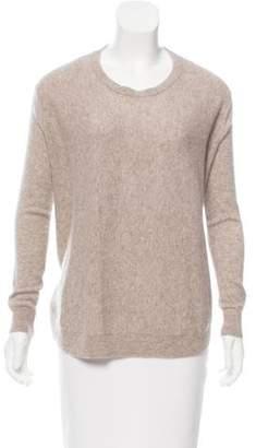 Inhabit Scoop-Neck Cashmere Sweater