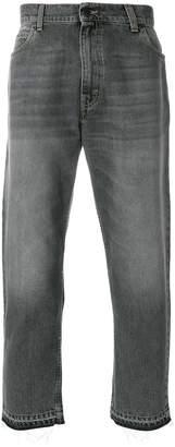 Stella McCartney straight-leg cropped jeans