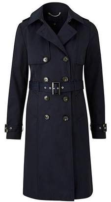 Petite Showerproof Trench Jacket
