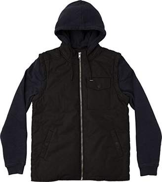 RVCA Men's Breaker Puff Jacket