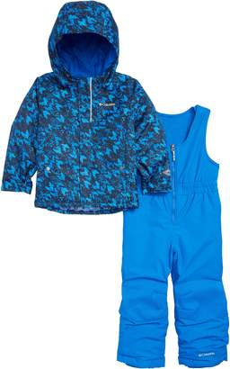 Columbia Buga Waterproof Insulated Jacket & Snow Bib Set