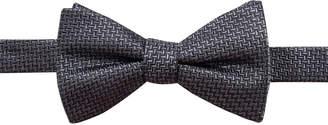 Ryan Seacrest Distinction Men Kent Unsolid Pre-tied Silk Bow Tie