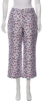 Altuzarra Floral Embroidered Pants