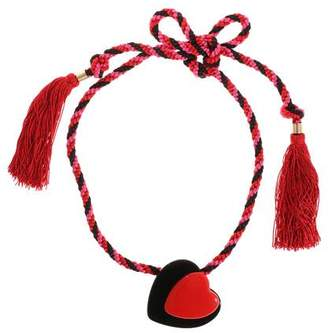 Philosophy di Lorenzo Serafini Heart Applique Rope Belt