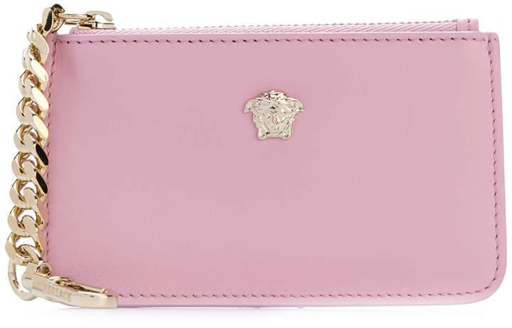 Versace wristlet pouch