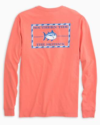 Southern Tide Long Sleeve Original Skipjack T-shirt