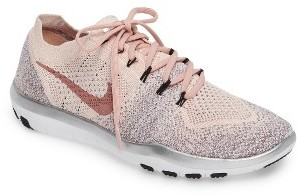Women's Nike Free Focus Flyknit 2 Bionic Training Shoe $120 thestylecure.com