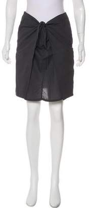 Maison Margiela Lightweight Knee-Length Skirt