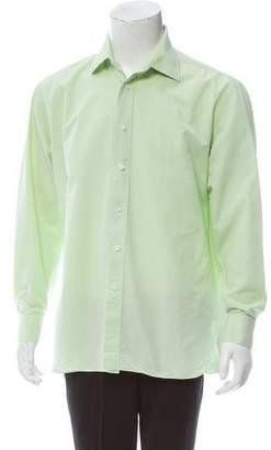 Borrelli Woven Casual Shirt