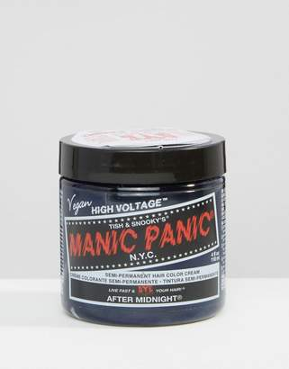 Manic Panic NYC Classic Semi Permanent Hair Color Cream - After Midnight