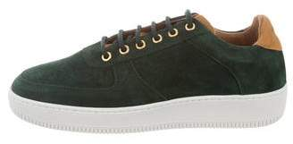 Leon Aimé Dore 2017 Suede Low-Top Sneakers w/ Tags