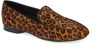 Donald J Pliner Heddy Genuine Calf Hair Loafer
