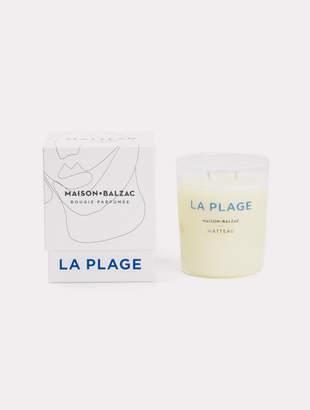 MAISON BALZAC X Matteau Swim La Plage Large Soy Candle