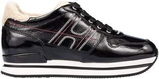 Hogan Runner Platform Sneakers
