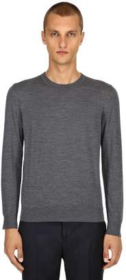 Ermenegildo Zegna Lightweight Merino Wool Knit Sweater