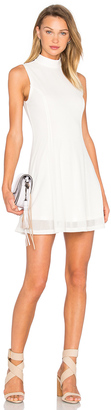 Lucca Couture Mock Neck Tank Dress $74 thestylecure.com