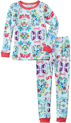 BedHead Pajamas Floral Wonderland 2Pc Pajama Set