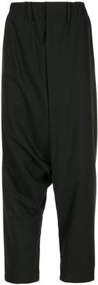 Issey Miyake loose fit trousers
