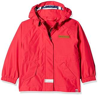 c65849a8cd062 Josie Lego Wear Baby Girls  Duplo TEC 220 Rain Jacket
