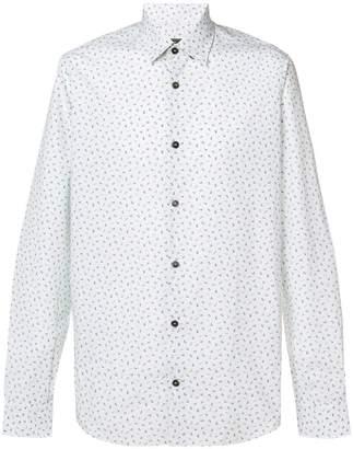 Salvatore Ferragamo pattern button shirt