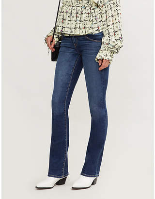 Hudson Beth Baby bootcut mid-rise jeans
