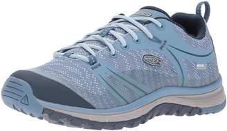 Keen Women's Terradora WP Hiking Shoes, Blue Shadow/Captains Blue