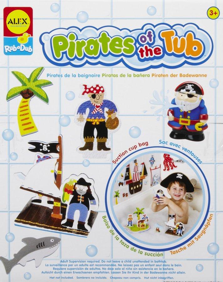 Alex Pirates Of The Tub