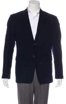 Thom Browne Textured Two-Button Blazer