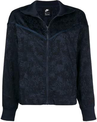 Nike obsidian sports jacket
