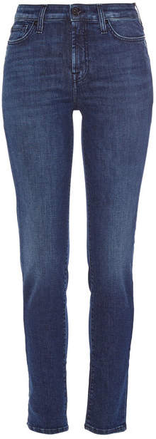 7 for all Mankind Pyper High-Waisted Skinny Jeans