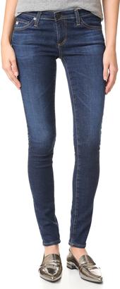 AG Legging Super Skinny Jeans $225 thestylecure.com
